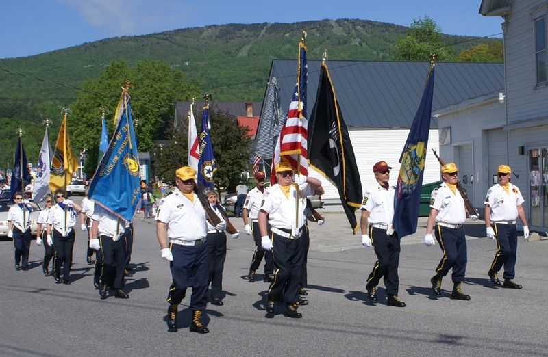 Memorial Day Parade 2 - Legion honor guard