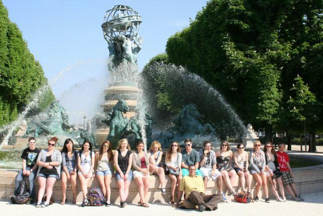 BRHS Paris trip 2011