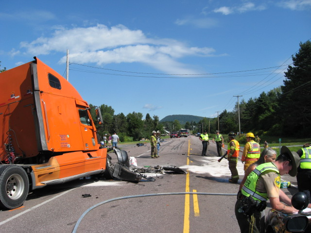 Crash closes Route 7 on Tuesday - Vermont Today