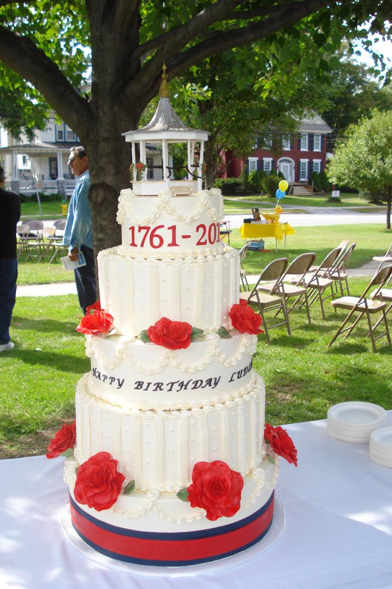 Sept 17 the cake