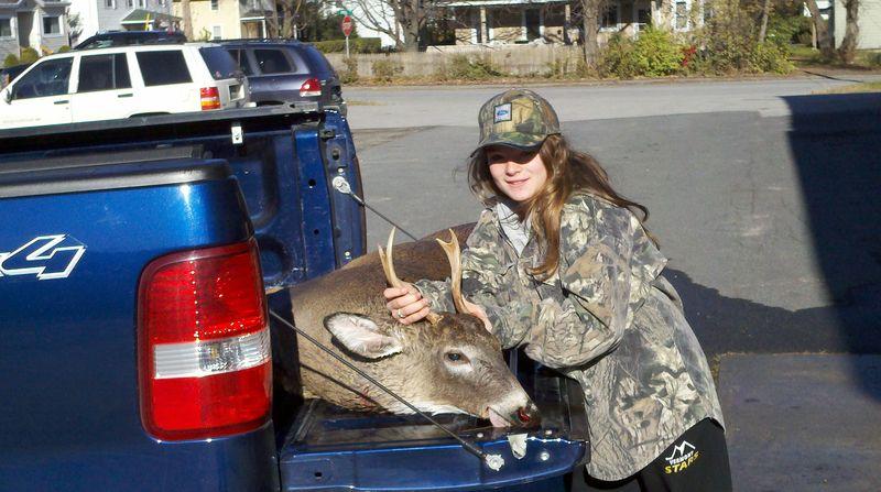 Huntinggirl