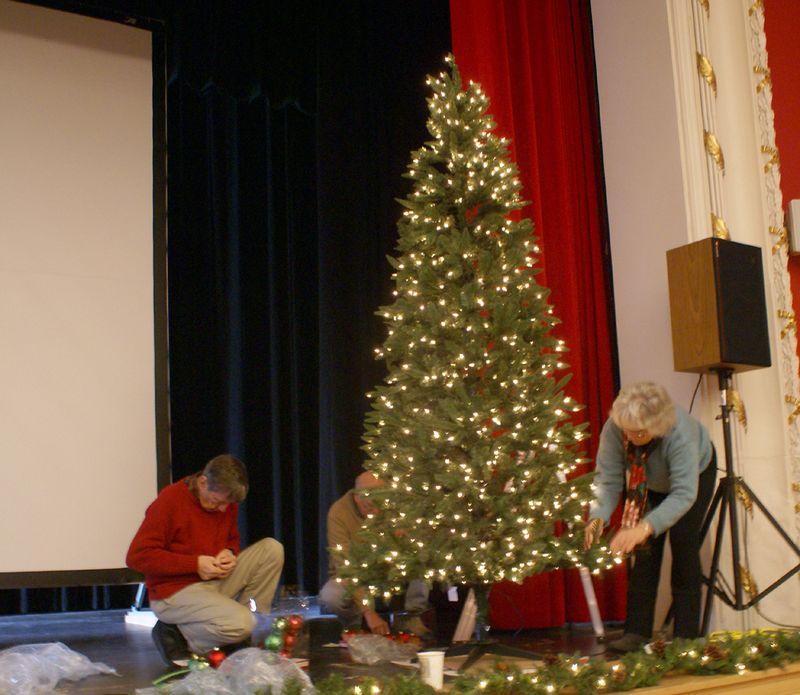 Ludlow Christmas Tree 2011 5