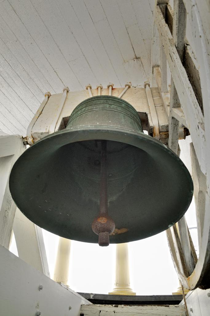 UCL bell in belfry