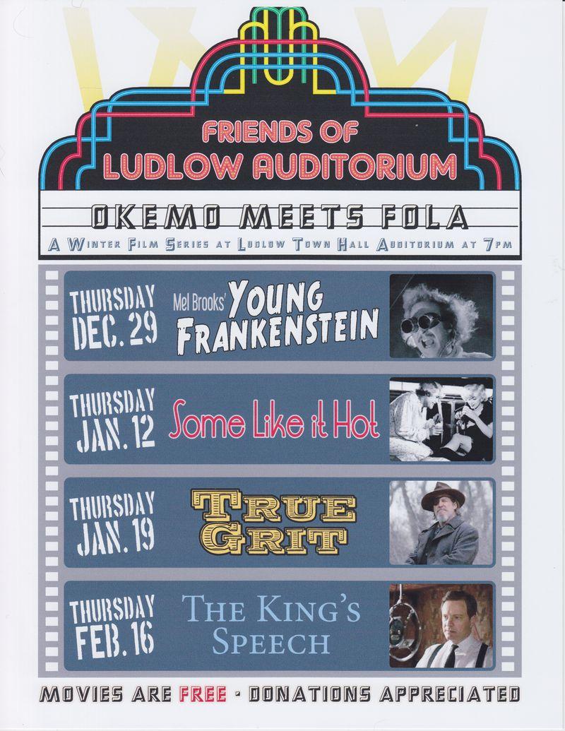 Okemo Meets FOLA poster 2011-12